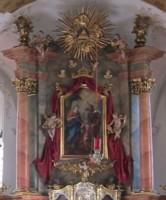 Altar Marktkirche zur Allerheiligsten Dreifaltigkeit Grafing